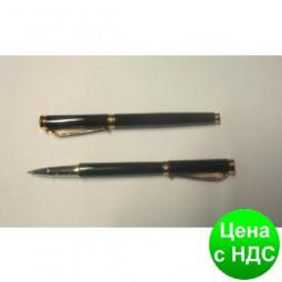 Ручка капиллярная BAOER GB3016S черная с позолотой
