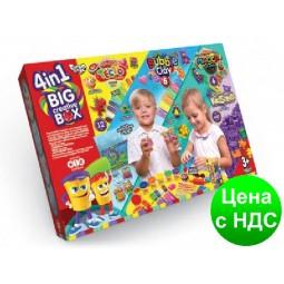 Набор для творчества Big Creative Box 4в1