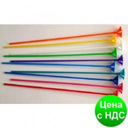 Палочки для шаров с насадкой 0056 (0.5x40 см.)