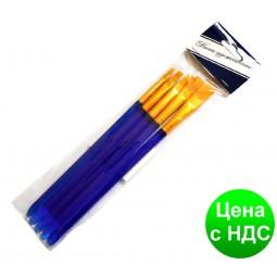 Набор кистей нейлон 1967-5 плоские (5 шт.)
