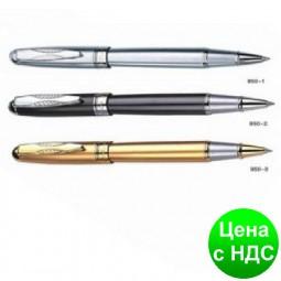 Ручка металлическая капиллярная BAIXIN RP950 (золото/серебро)