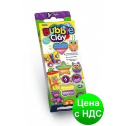 Шариковый пластилин «BUBBLE CLAY»