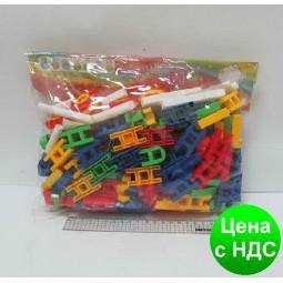 """Конструктор пластиковый HL2003 """"Designer"""" 500 г"""