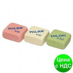 Ластик Milan 430 Miga de pan квадратный (B-8B)