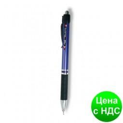 """Ручка шариковая Flair """"Velocity"""" (+стержень с пружиной) синяя"""