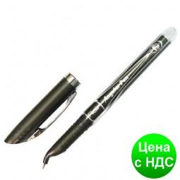 """Ручка шариковая Flair """"Angular"""" (для левшей) черная"""