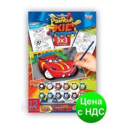 "Раскраска по номерам ""Painter kids"" Danko toys (20)"