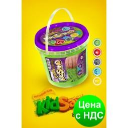 """Кинетический песок """"KidSand"""" банка 1000г (12)"""