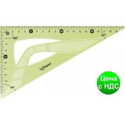 Треугольник UNBREAKABLE 60гр/210мм, пластик, блистер MP.244621