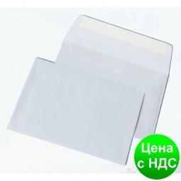 Конверт С6 (114х162мм) белый СКЛ 1040