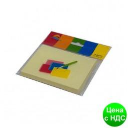 Блок клейкий 3101 желтый 76x51 мм
