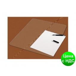 09-0320-0 Подкладка для письма прозрачная (648x509мм, PVC) 0318-0011-00