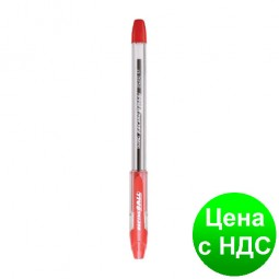 Ручка шариковая масляная Aihao AH557 (AH556) красная
