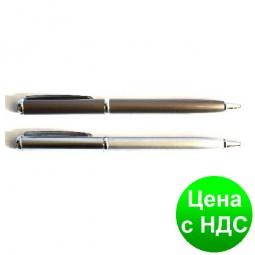 Ручка металлическая поворотная BAIXIN BP519 (серебро+серый)