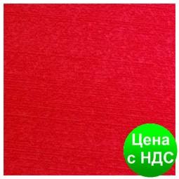 Фоамиран с флоком/ворсистый КРАСНЫЙ  10 листов (2мм/20*30cm)