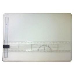 Чертежная доска (кульман) формат А3 с рейсшиной 5008R
