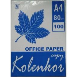 """Бумага офисная A4 """"Copy Kolenkor"""" 100 листов 80гр/м"""