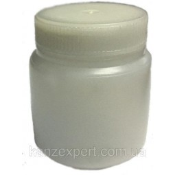 Пластиковая тара контейнер (баночка) емкость для красок, глиттера 70 мл.