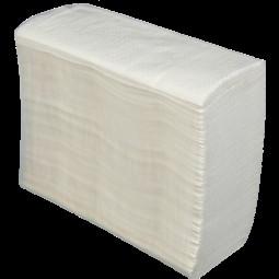Полотенца целлюлозные Z-образные.,200шт., 2х сл., белый