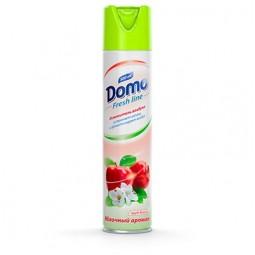 """Освежитель """"DOMO""""Яблочный аромат, 300 мл"""