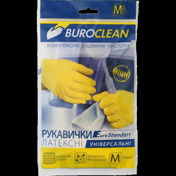 Перчатки хозяйственные Buroclean, размер M