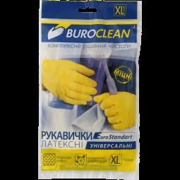 Перчатки хозяйственные Buroclean, размер XL