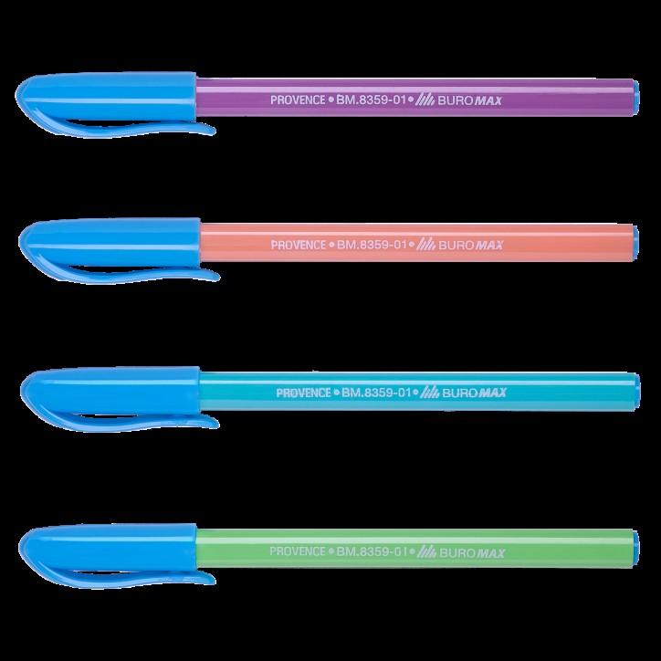 Ручка масляная Provence, синяя