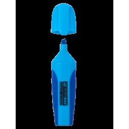 Текст-маркер NEON с рез. вставками, синий