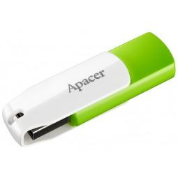Флеш-пам'ять Apacer AH335 16GB GreenWhite