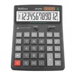 Калькулятор Brilliant BS-555, 12 розрядів