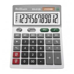 Калькулятор Brilliant BS-812В, 12 розрядів