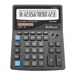 Калькулятор Brilliant BS-888М, 12 розрядів