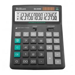 Калькулятор Brilliant BS-999В, 16 розрядів