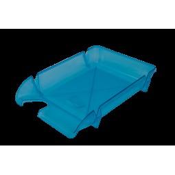 """Лоток пластиковий горизонтальний """"Компакт"""" JOBMAX, блакитний"""