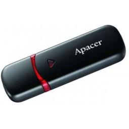 Флеш-пам'ять USB Apacer AH333 32GB Black/White