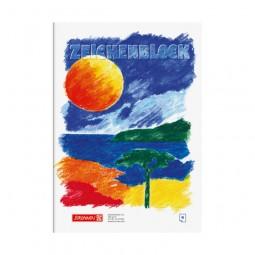 Альбом-cклейка для рисования  А2 10 лист.100 г/м2