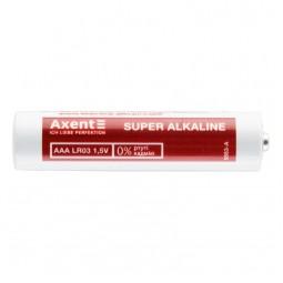 Батарейки AXENT ААА LR03 1.5V,4 шт.(щелочные)