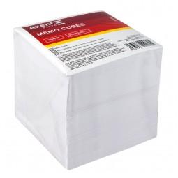 Бумага для заметок  белая  90х90х90мм, непрокл