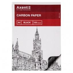 Бумага копировальная A4, 100 лист., черная
