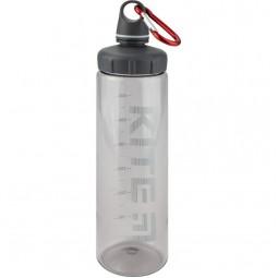 Бутылочка для воды, 750 мл., серая