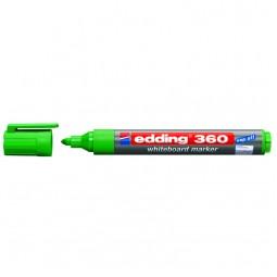 Маркер Board e-360 1,5-3 мм круглый зеленый