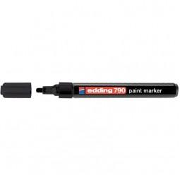Маркер Paint e-790 2-3 мм круглый чёрный