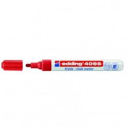 Маркер Window e-4095 2-3 мм круглый красный