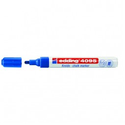 Маркер Window e-4095 2-3 мм круглый синий