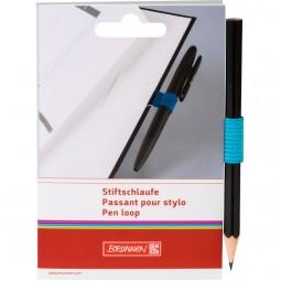 Петля для ручки голубая
