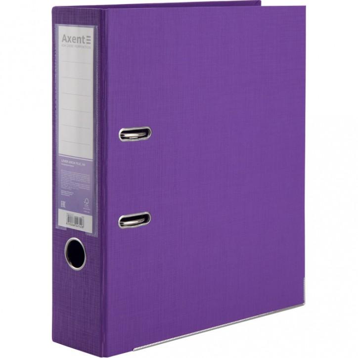 Регистратор двуст, Prestige+ 7,5cм, разобр, фиолет