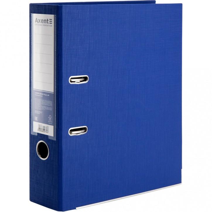 Регистратор двуст, Prestige+ 7,5cм, разобр,синий