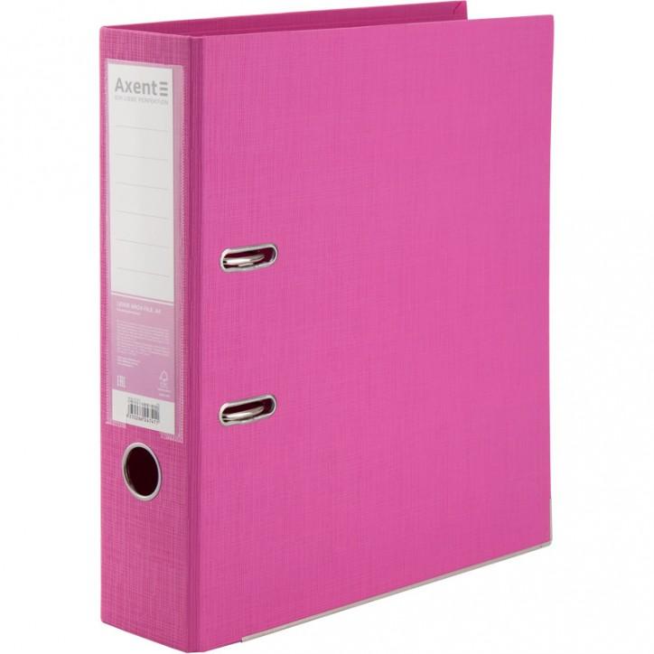 Регистратор двуст, Prestige+ 7,5cм, собр, розовый