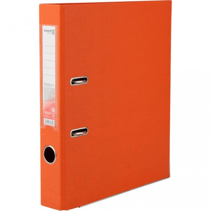 Регистратор двустор. 5 cм, разобр, оранж