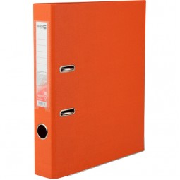 Регистратор двустор. 5 cм, собр, оранж